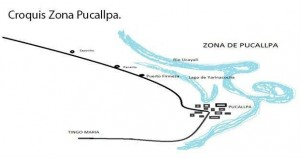 Zone bei Pucallpa