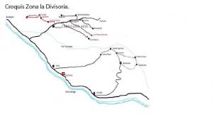 Zone der Divisoria bei Tingo Maria