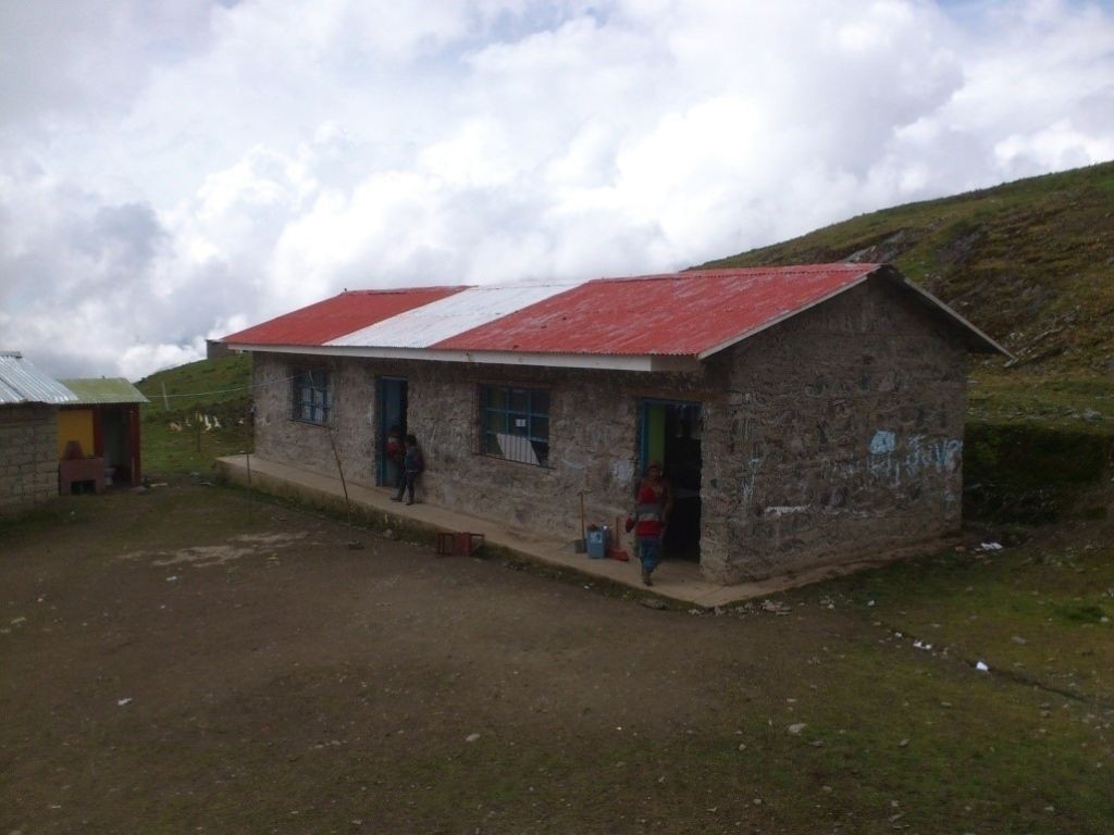 Schule von Ccoluyo