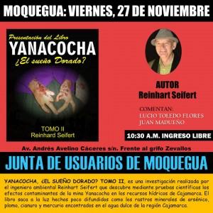 Veranstaltung in Peru 2015